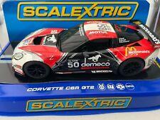 SCALEXTRIC C3280 CHEVROLET CORVEETTE C6R GT2 SAMPLE NEW BOXED
