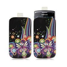 Housse coque étui pochette pour Samsung Wave 3 avec motif HF05