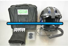 MSA Gallet Model LH250 Flight Helmet
