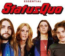 Status QuoThe Essential Status Quo 3 CD SET  (25THAUG) uni