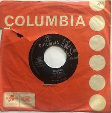"The Shadows - Geronimo - Columbia Records 7"" Single DB7163 Company Sleeve VG+"