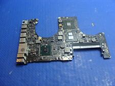 "Macbook Pro A1286 MC372LL/A Early 2010 15"" Genuine Logic Board 2.53 GHz 661-5566"