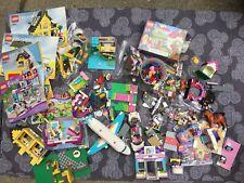 Huge assortment of Legos, Minifigs, Friends, Animals Belville Creator almost 7#
