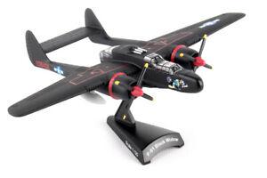 "Northrop P-61 Black Widow ""Lady in The Dark"" 1/120 Scale Diecast Model"
