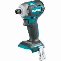 Makita XDT12Z LXT 18V Cordless Lithium-Ion 4-Speed Brushless 1/4 in. Impact NIB
