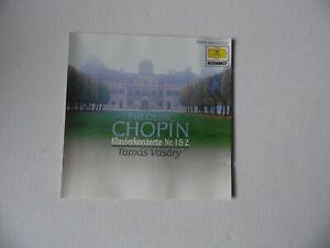 Chopin - Klavierkonzerte No.1 op.11 & 2 op. 21 - Tamas Vasary - CD (5).