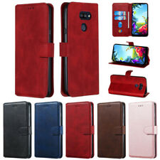 For LG K30 K20 Phone Case Magnetic Leather Flip Card Pocket Wallet Stand Cover