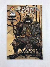 The Path Vol 1 Issue 4 July 2002 Comic Book CrossGen Comics