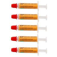 Silicon Thermal Heatsink Compound Cooling Paste Grease for PC CPU Processor 5 T▶