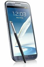 Samsung Galaxy Note 2 LTE GT-N7105 16 Go unlock Android 8MP Cam téléphone portable-Gris