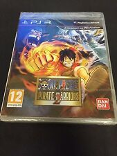 PS3 : One Piece Pirate Warriors 2 (NEUF SOUS BLISTER)