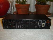 Roland SIP-301, Bass Guitar Preamp Compressor Equalizer Crossover, Vintage Unit