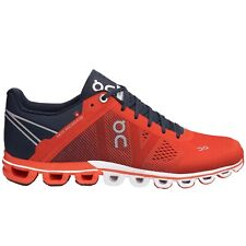 On Running Womens Cloudflow Running Shoes - Crimson/Midnight - 4 UK