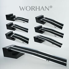 WORHAN®  Mobility Scooter Wheelchair Ramp Folding Access Disabled Increased Grip