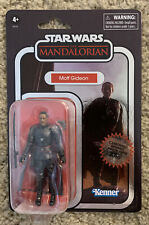 Star Wars Vintage Collection Carbonized Moff Gideon by Kenner