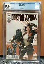 Doctor Aphra #1 CGC 9.6 White Pages