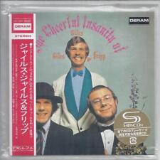 Cheerful Insanity Of Giles Giles Fripp JPN 4988005771780 CD