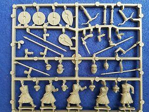 28mm Gripping Beast Arab spearmen and archers