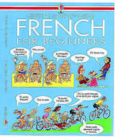 French for Beginners (Usborne Language Guides) by Angela Wilkes, Acceptable Used