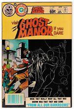 GHOST MANOR #62 (NM-) Steve Ditko Cover & Interior Art! Charlton 1982