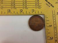 1979 Bullhead Buck Token Bullhead City Arizona Chamber Of Commerce Coin Vintage