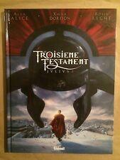 LE TROISIEME TESTAMENT - T5 : JULIUS - Livre I - EO