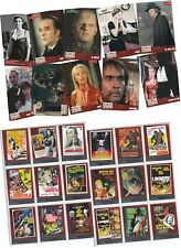 British Horror Collection - 92 Card Basic/Base Set & 18 Holo-Foil Set F1-F18