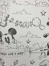 Mk3014-1 - Comics & More Mickey Graffiti pintado