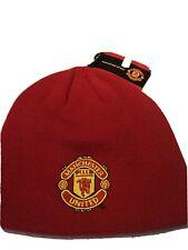 Manchester United Beanie Wool Hat