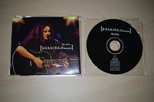 Shakira - No creo. MTV Unplugged. CD-Single PROMO (CP1704)