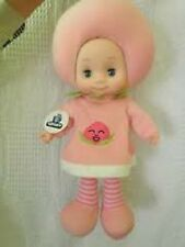 STRAWBERRY  LARGE MUSICAL BABY FRUIT DOLL  BRAND NEW IN PACK 46 CMS / 18 INCHES