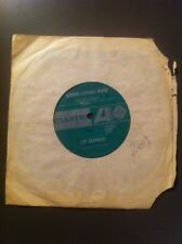 Led Zeppelin EP Record Whole Lotta Love Living Loving Maid Atlantic Australia 45