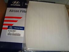 Genuine Hyundai Pollen Filter i20 2014 On 971332H001