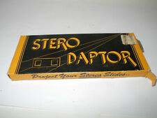 Stereo-Daptor Slide Adapter for Airequipt and other Slide Projectors