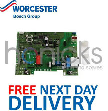 Worcester Bosch Greenstar 25, 30 Si PCB 87161095400 87483006340 Genuine Part NEW