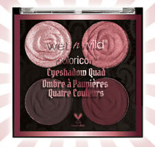 Wet n Wild ColorIcon Eyeshadow Quad #1110279 Bed of Roses 0.17 OZ