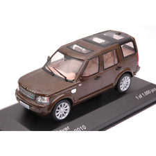 LAND ROVER DISCOVERY 4 2010 METALLIC BROWN 1:43
