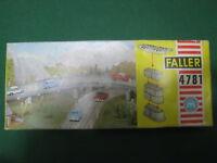 FALLER  4781  Auto Motor Sport     -  Mint