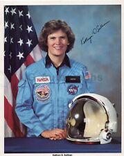 Kathryn D. Sullivan - Nasa Astronaut - Signed Nasa 8x10 Photograph