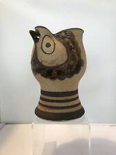 Danese metà del secolo Karen BOEL STUDIO POTTERY VASO Bird