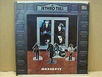 Jethro Tull - Benefit - LP - ISLAND RECORDS 1970