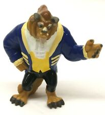 Vintage Disney Beast 2.5� Pvc Figure Beauty and the Beast Applause Cake Topper