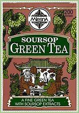 Mlesna Pure Ceylon Soursop Green Loose Tea  (200g) Box.