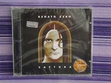 Renato Zero Cd Cattura Made in Russia