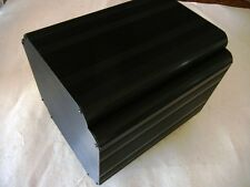 "Aluminum Project box Enclosure 8/"" X 20/"" X 4/""  GK8-20-4     Made In The USA"
