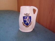 HARROW MIDDLESEX CREST - LINCOLN JACK - GOSS CRESTED CHINA