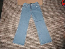 "Brooker Flared Jeans Size 14 Leg 30"" Faded Medium Blue Ladies Jeans"