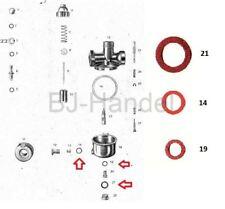 3 Vergaserdichtungen für Vergaser NKJ 132-0  KR50