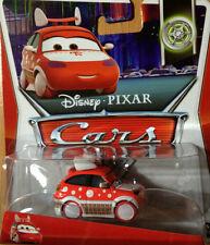 N° 5 /10  DISNEY CARS 2 HARUMI MATTEL TUNERS #5 PIXAR NEUF NEW