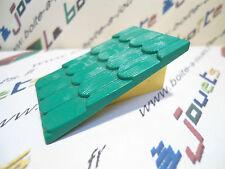 lego fabuland base jaune toit vert # 787c02  set 3654 3667 3668 4170 3681